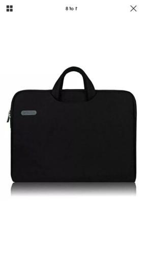 Laptop Sleeve Bag Handle Carrying Case Resistant