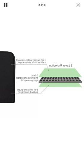 Laptop Handle Carrying Case 15 Resistant