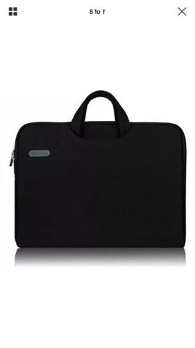 laptop sleeve bag with handle carrying case