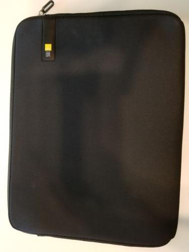 "CASE LOGIC LAPTOP SLEEVE BRAND NEW 17""/13""BLACK"