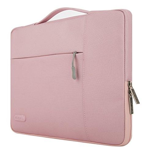 polyester fabric multifunctional sleeve briefcase