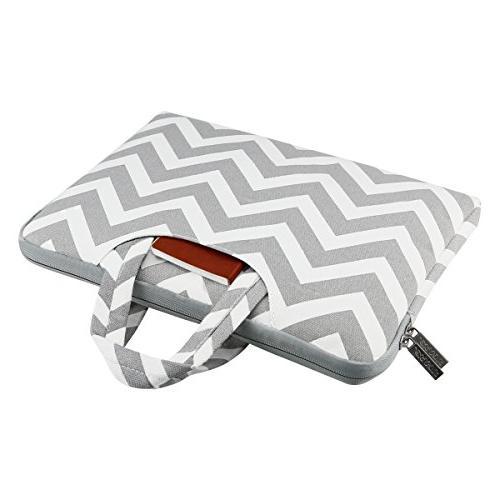 Mosiso Handbag MacBook Pro, Style Fabric Case