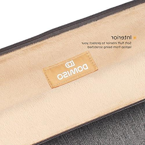 """DOMISO Inch Laptop Bag for Laptops/13"""" Inspiron YOGA 720 13.3""""/ASUS/Acer/HP/MSI,"""