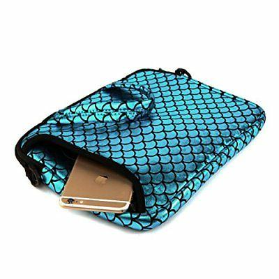 Laptop Case Inch Carrying Mermaid Blue NEW