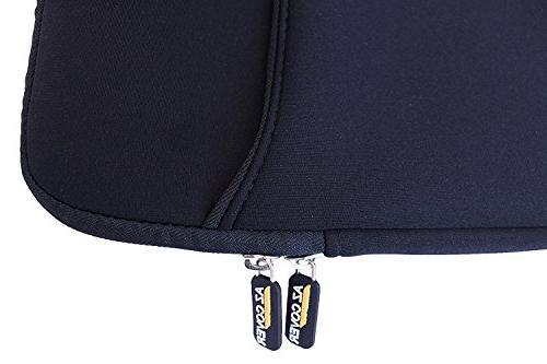 AZ-Cover Sleeve Case Bag Handle For Dell 5558 Laptop HD Touchscreen, Core i5 Stylus pen