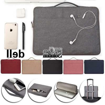 laptop sleeve case carry bag pouch