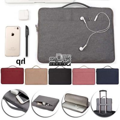 "For Various 13.3/"" HP ProBook Stream Carry Laptop Sleeve Pouch Case Bag"