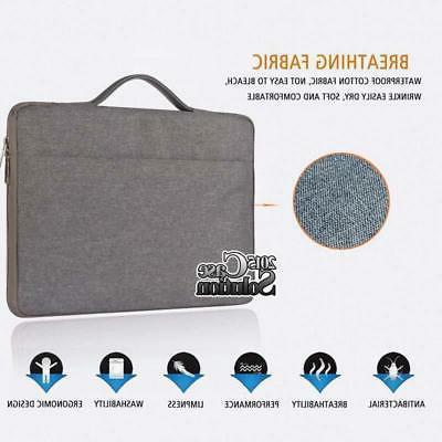 "Laptop sleeve Case Bag For 11.6"" Dell"
