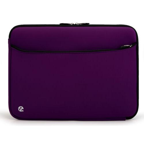 """VanGoddy Laptop Sleeve Cover 14"""" Dell HP"""