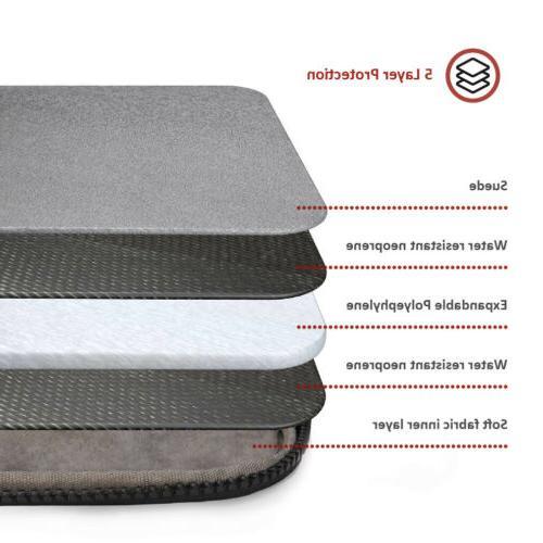 """Laptop Grey Bag 12.3"""" Pro 6"""