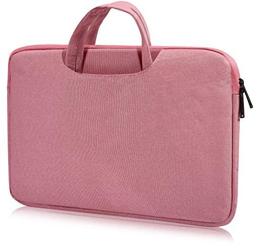 15.6 Laptop Case for Inch Flagship, Chromebook 15.6, IdeaPad, HP Pavilion, GL62M, Water Resistant Case,