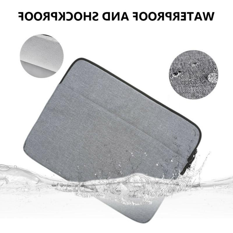 Laptop Sleeve Case Notebook Bag Cover For MacBook Lenovo HP