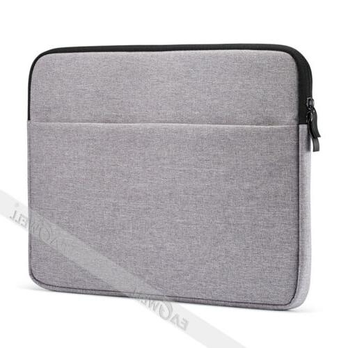 "US Laptop Case Pouch Bag 9.7 14"" 15 Macbook HP"