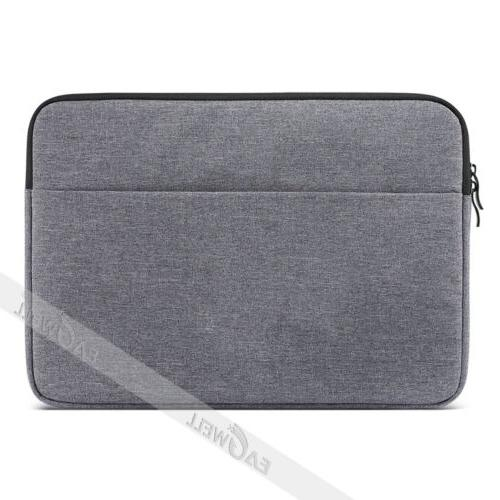 "US NEW Laptop Case Pouch Bag 9.7 11"" 13"" 14"" 15 15.6"" Macbook HP"