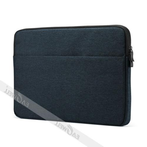 "US NEW Laptop Sleeve Case 9.7 11"" 12"" 13"" 14"" 15.6"" Macbook HP"