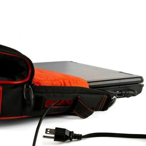 "VanGoddy Laptop Sleeve Shoulder Bag For 15.6"" HP ZBook"