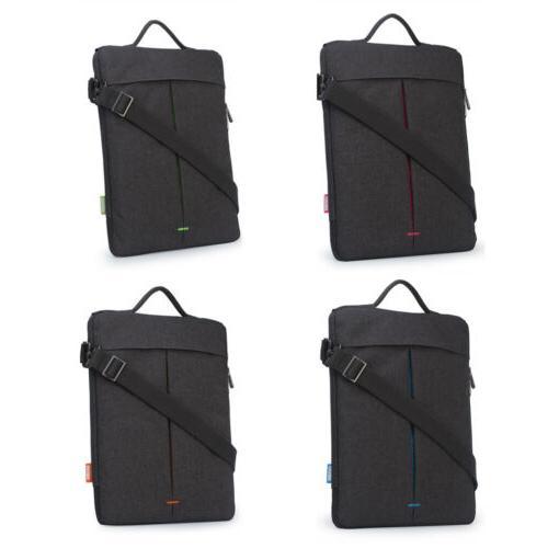 laptop sleeve cross body shoulder bag case