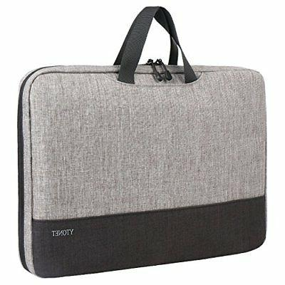 Laptop Sleeve for Women Men 15.6 Inch Ytonet TSA Universal C