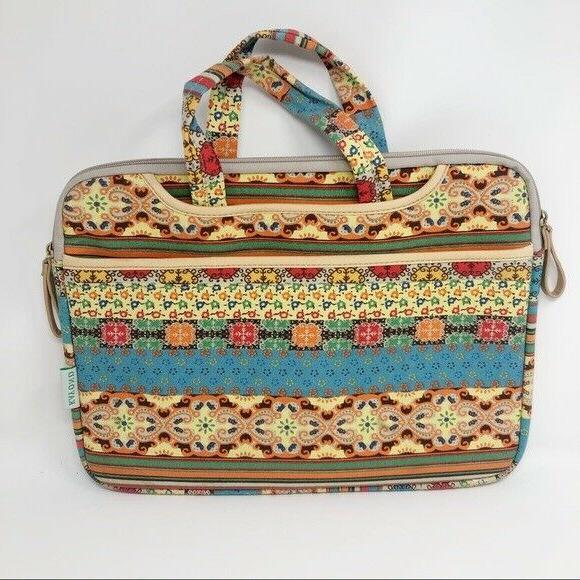 Kayond Laptop Sleeve Multi Print Case Bag