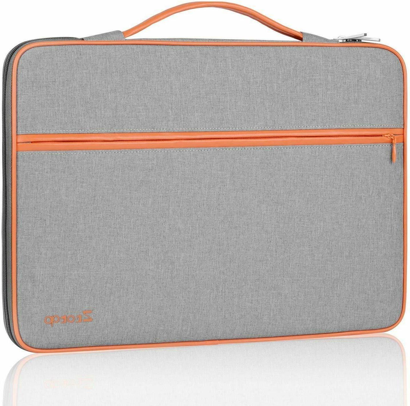 laptop sleeve protective waterproof bag for 13