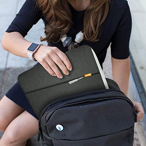 JETech Laptop Sleeve 13.3-Inch Notebook Tab, Waterproof Briefcase Surface Pro,