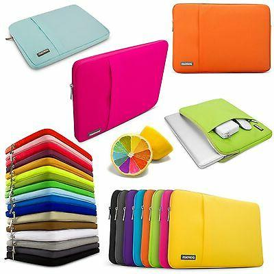 laptop soft sleeve bag case pouch