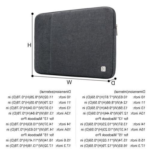 "Laptop Sleeve 11.6"" 13.3"" HP 15.6"" HP x360 15"