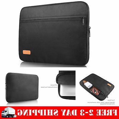 ProCase Laptop Tablet Neoprene Sleeve Case Bag Canvas Foam P