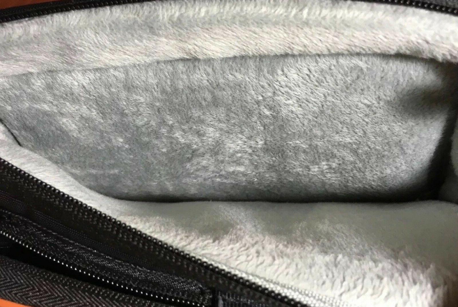 Lacdo Tablet Sleeve Bag Case WATERPROOF SHOCKPROOF ZIP