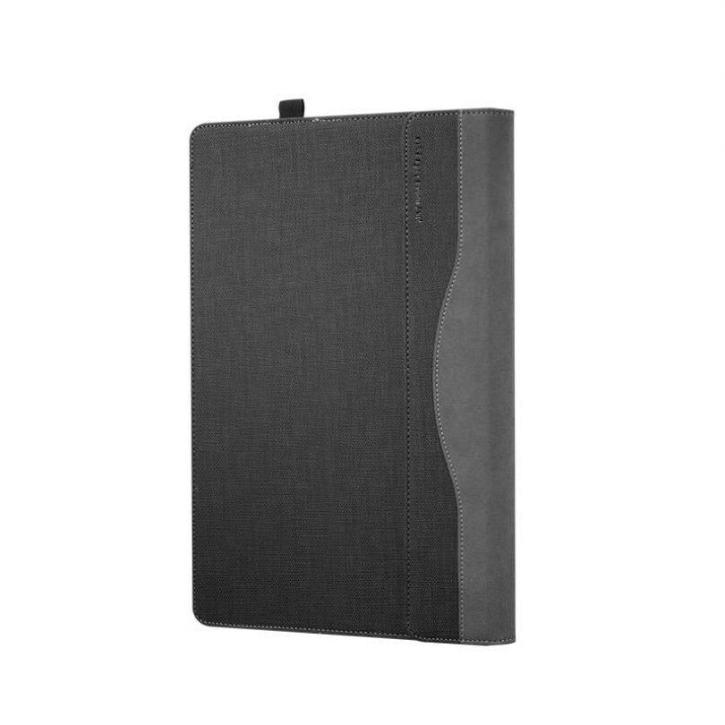 """For 13.9"""" Laptop PU Leather Case Cover"""