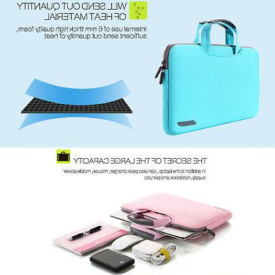 "For MacBook Pro 11""13"" Notebook Laptop Sleeve Carry Bag Handbag"