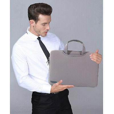 "For Mac Air Pro 15"" Laptop Sleeve Bag Handbag"