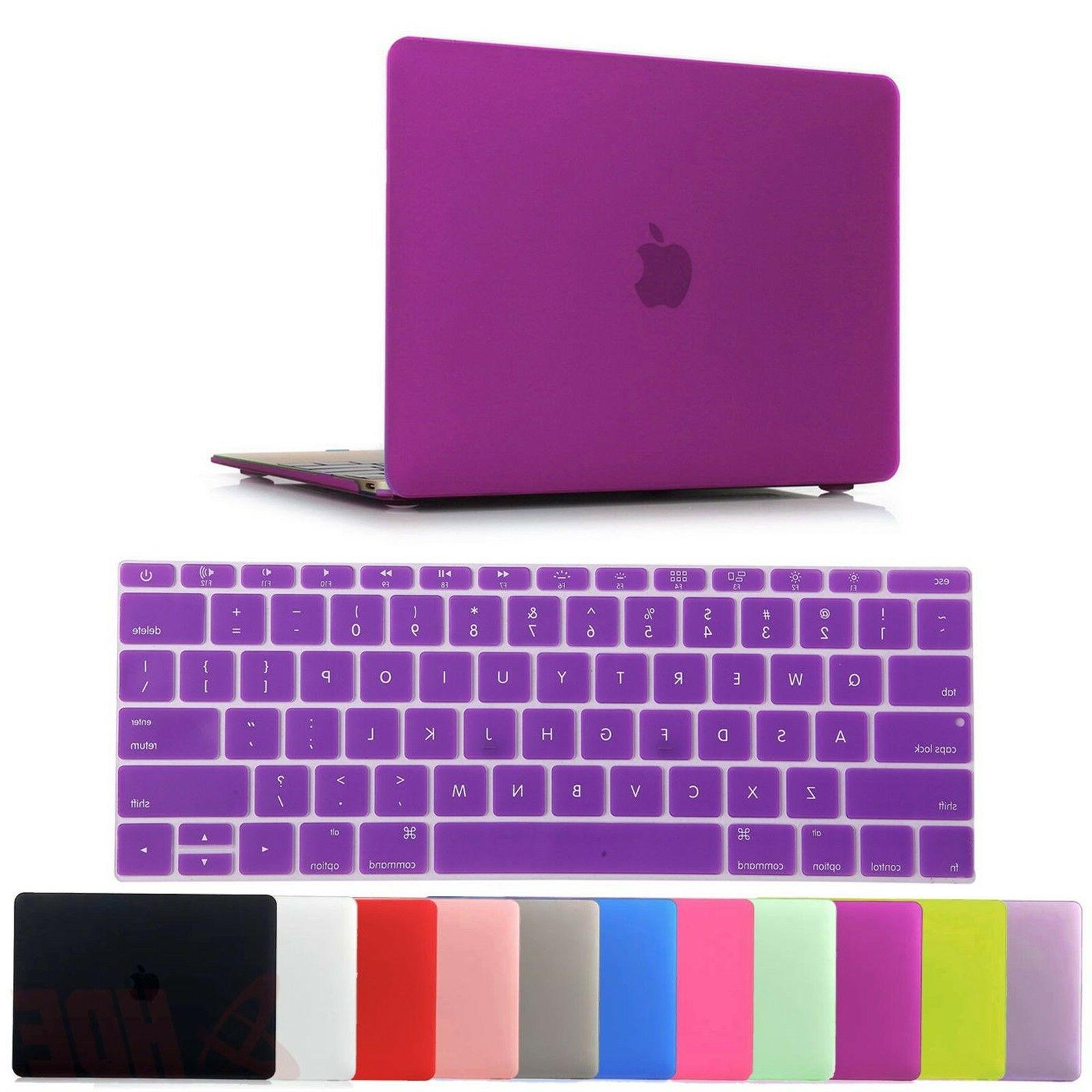 MacBook 12 Inch Case Retina ~ Plastic Laptop Case + Keyboard