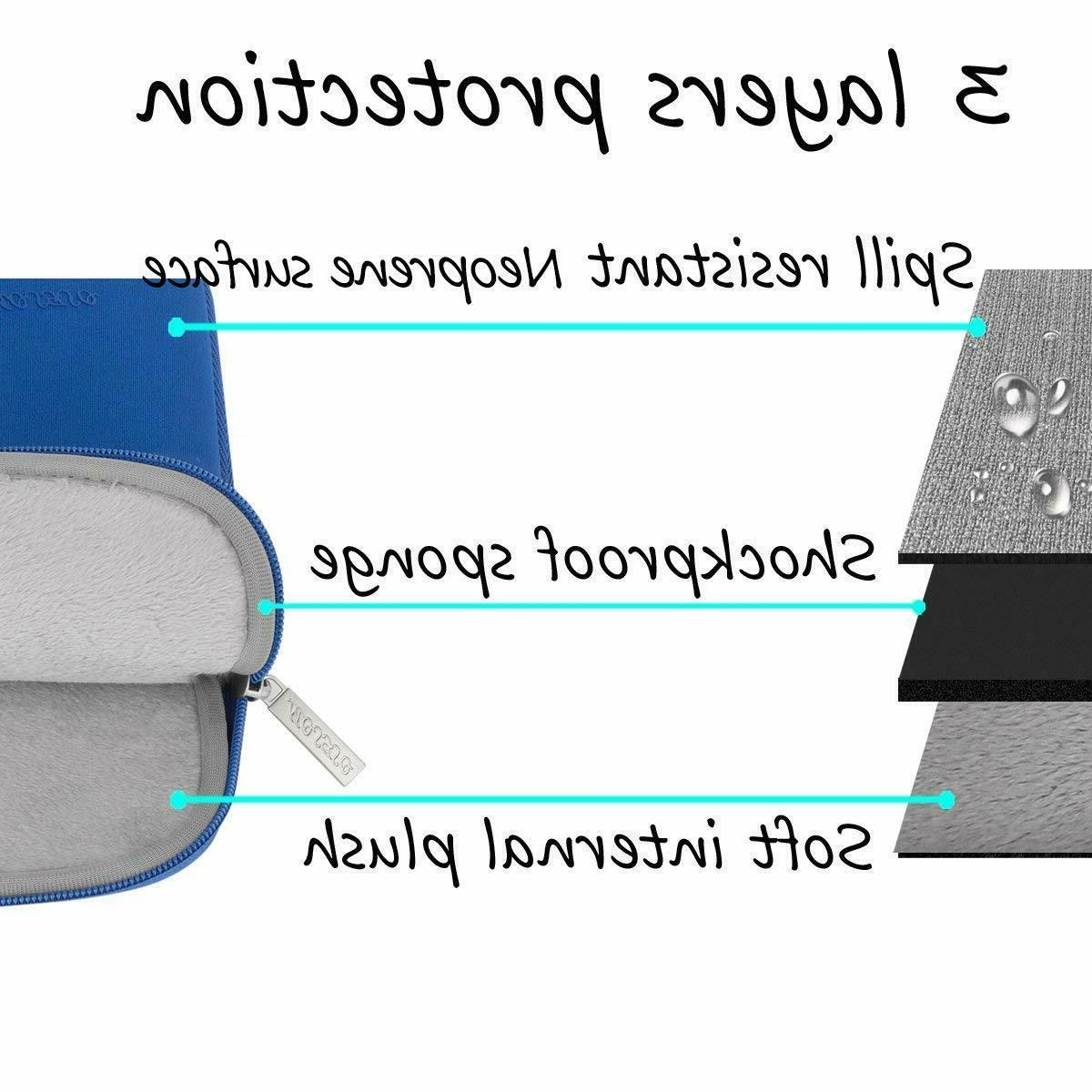 Laptop Sleeve Pouch Cover Air 13 14 15 HP
