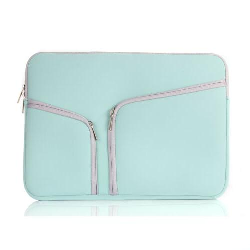 """For Macbook 11"""" 12""""15""""Inch Laptop Sleeve Carry Bag Pouch"""