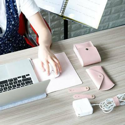 For MacBook 13 15 Notebook Leather Laptop Sleeve Cover