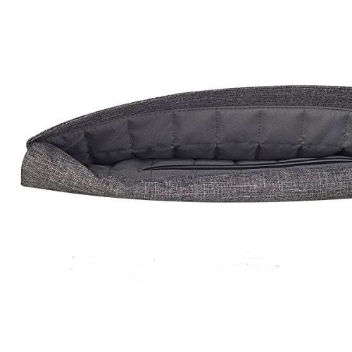 ARVOK Sturdy Handle 13-13.4 Computer Handbag for MacBook Pro Retina Netbook Grey