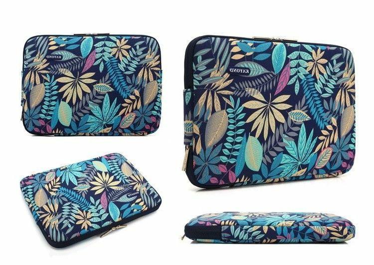 "Macbook Bags Laptop Air Pro Zipper Print 11"""