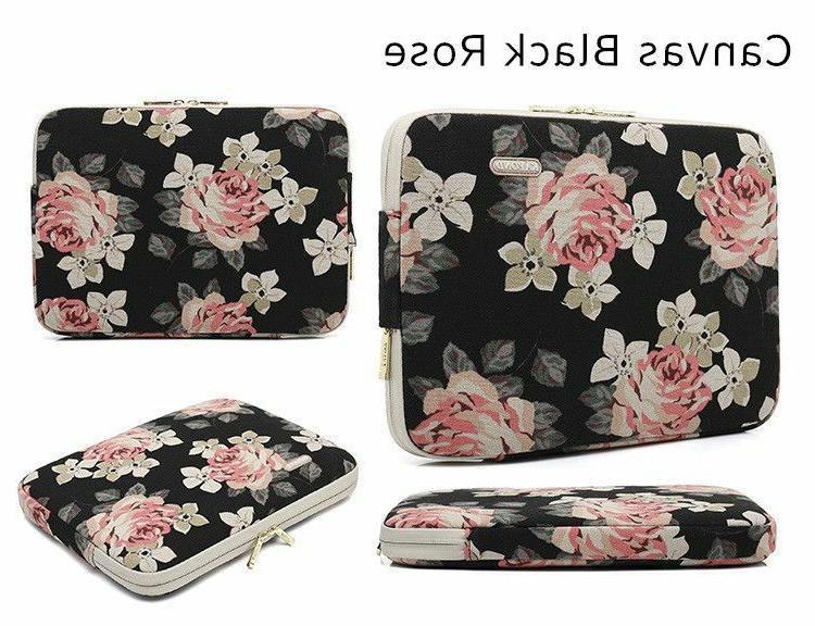 """Macbook Bags Laptop Air Pro Zipper Liner Print 11"""" 17"""""""