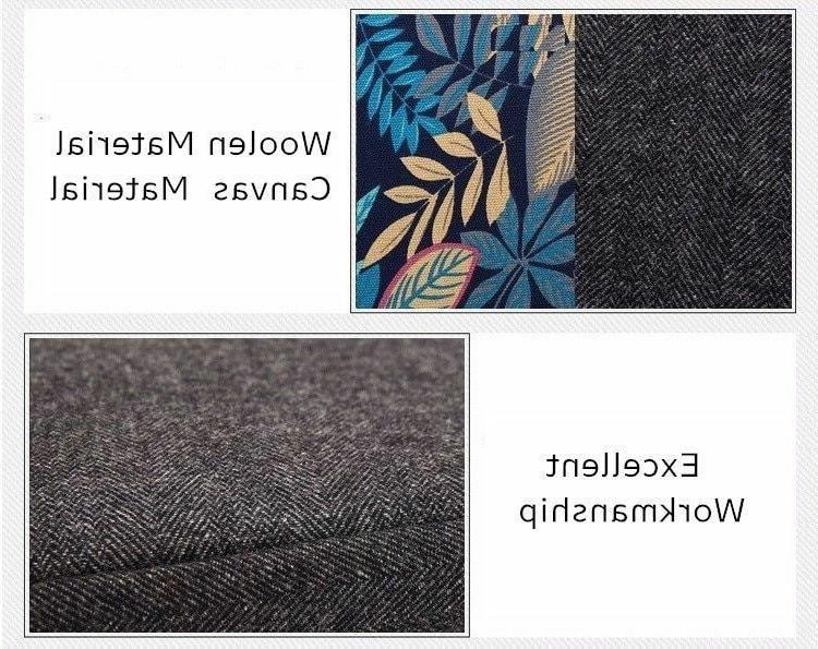 "Macbook Bags Air Pro Canvas Cover Zipper Liner Case 11"" 17"""