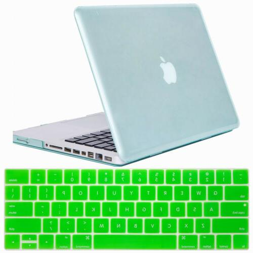 "For Macbook 15"" Rubberized Laptop w/"