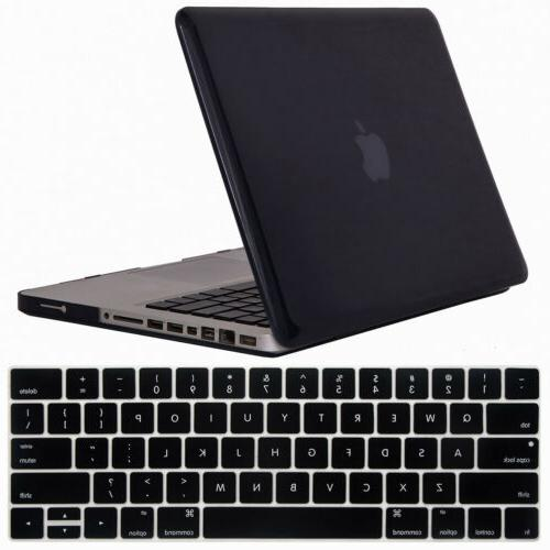 "For 13"" 15"" Rubberized Hard Laptop Keyboard Shell"