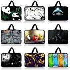 """Many Designs Laptop Tablet Cover Case Pouch+Handle For 10.1"""""""