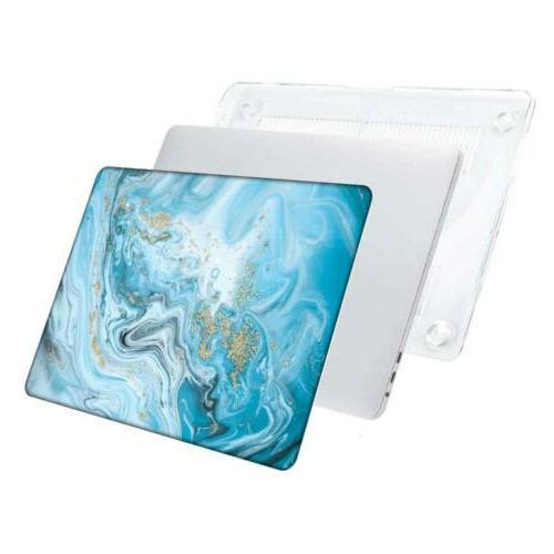 "Marble Case Cover Macbook Pro 15"" Retina 12"