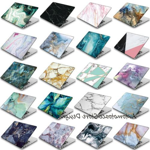 marble case cover for macbook air pro