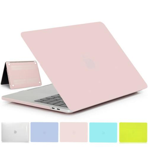 "Matte Shell for Apple Macbook Pro 11""12""13""15 inch -2018"