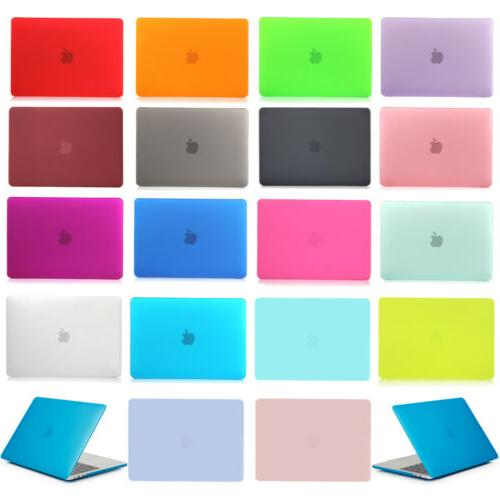 "Matte Cover for Macbook Pro 11""12""13""15 -2018"