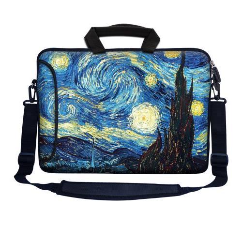 meffort inc 156 inch neoprene laptop bag sleeve extra side p