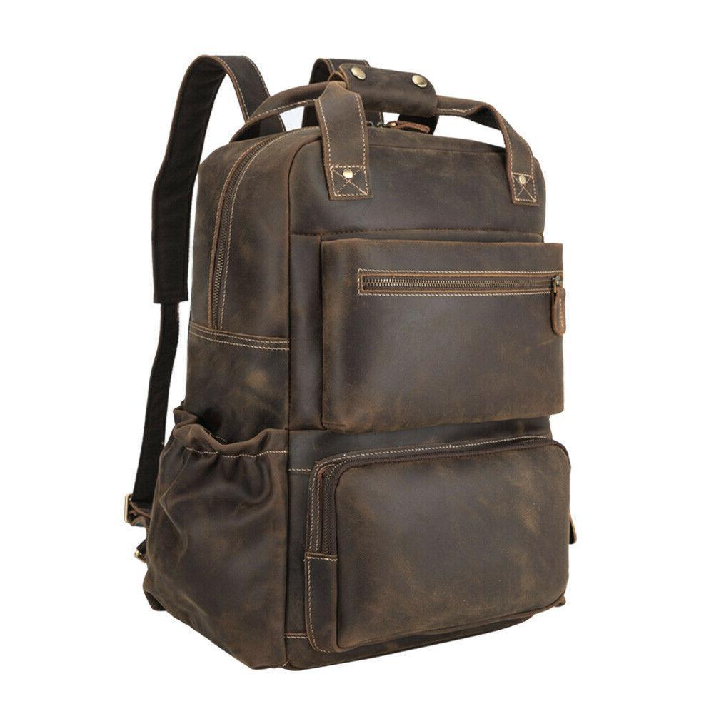 Men Laptop Case School Bag Travel Bag Day