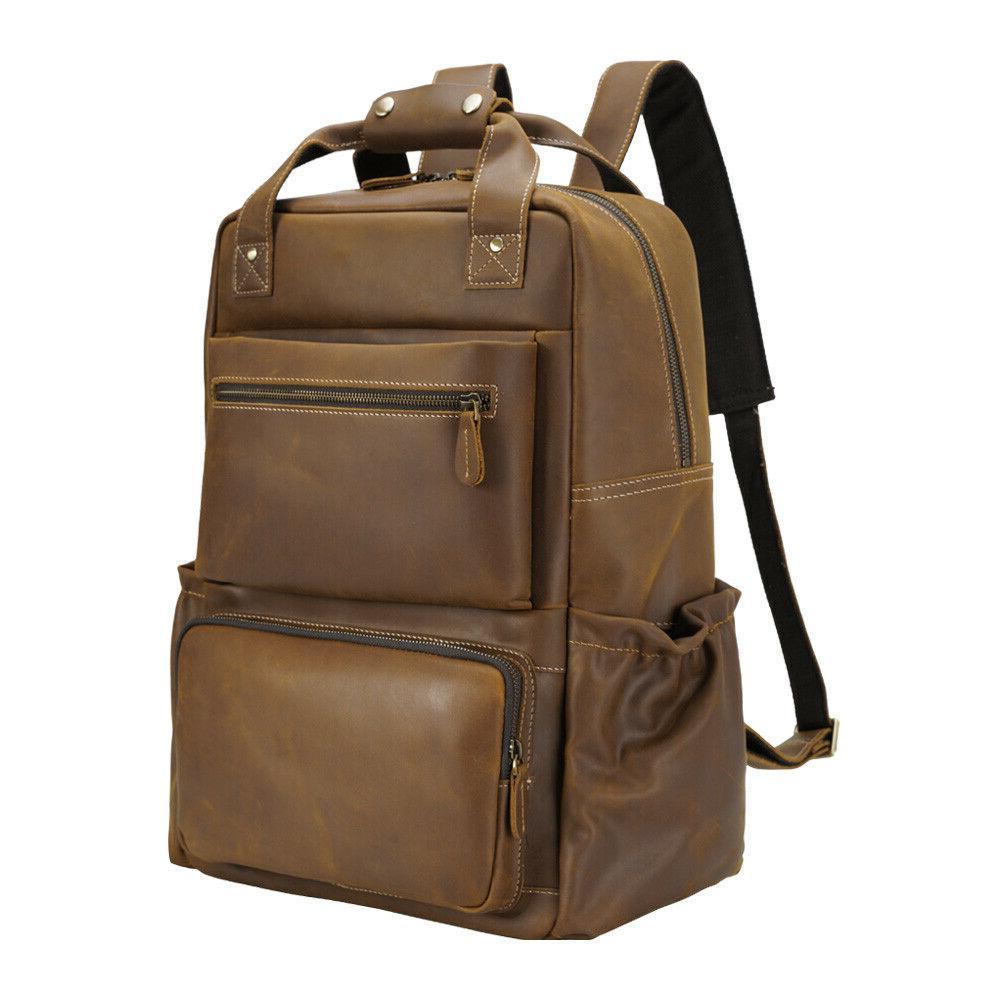 Men Laptop Travel Holiday Bag Day Pack